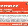 6 Years Kozzmozz - Sat 06-10-01, Kuipke Ghent - 0