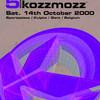 5 Years Kozzmozz - Sat 14-10-00, Kuipke Ghent - 0