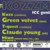 Kozzmozz - Sat 20-12-97, ICC Ghent - 0