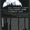 Kozzmozz - Sat 31-01-98, ICC Ghent - 0
