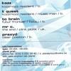 Soundsystem - Fri 19-11-99, Soundstation Liège - 0