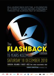 Affiche 15 Years Kozzmozz