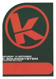 Affiche K-Soundsystem