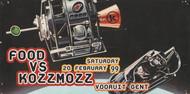 Affiche Food vs Kozzmozz