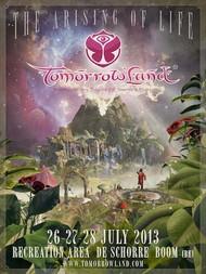 Affiche Kozzmozz @ Tomorrowland 2013