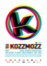 Affiche Kozzmozz