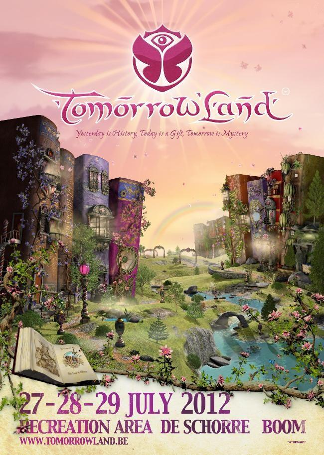 Kozzmozz @ Tomorrowland 2012 - Sat 28-07-12, Tomorrowland