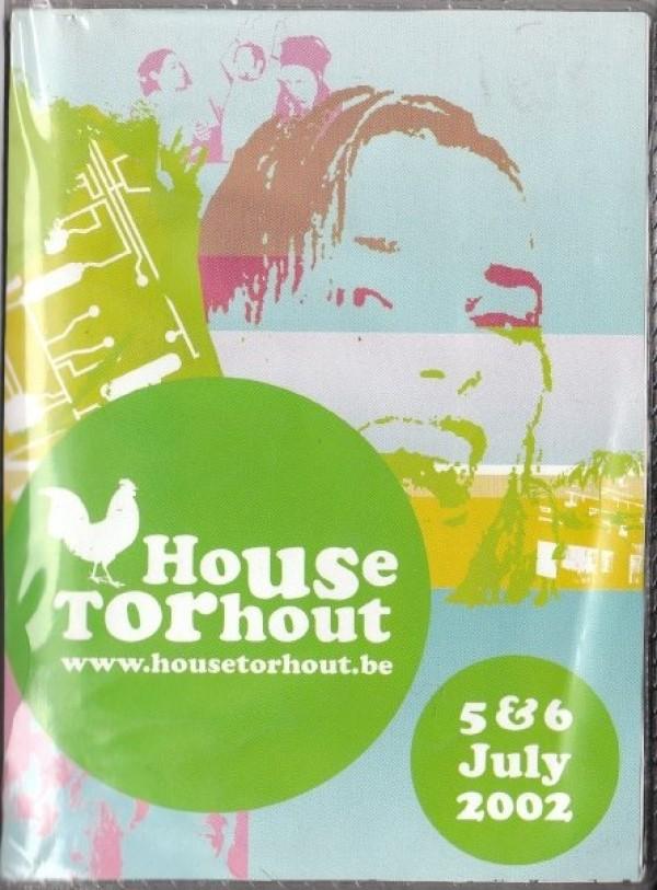 Kozzmozz @ House Torhout - Fri 05-07-02, Festivalweide Torhout