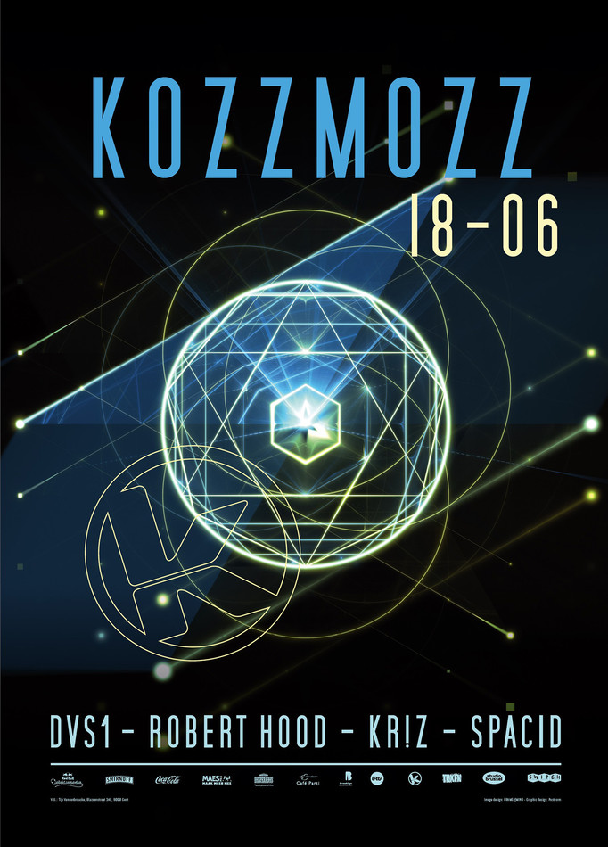 Kozzmozz: The Ongoing Portal - Sat 18-06-16, Kunstencentrum Vooruit