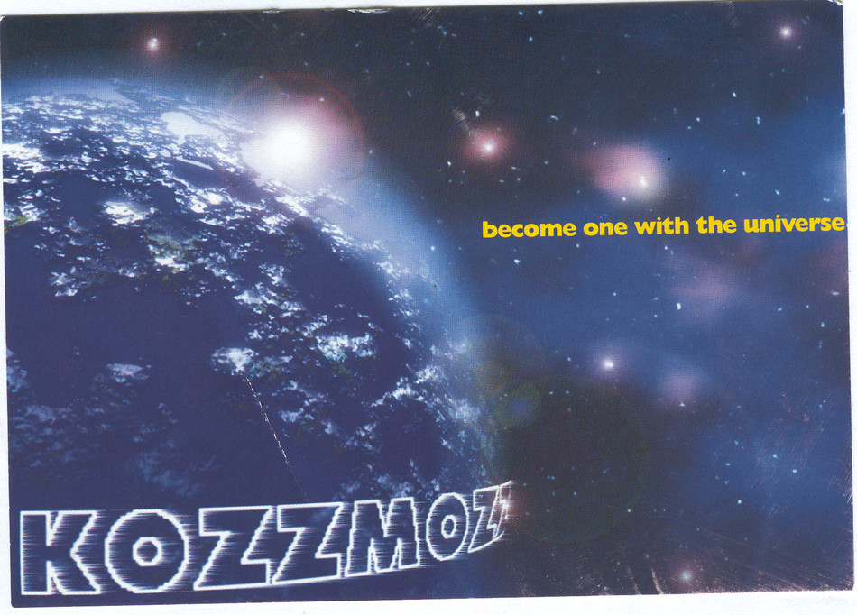 Kozzmozz - Sat 28-06-97, ICC Ghent