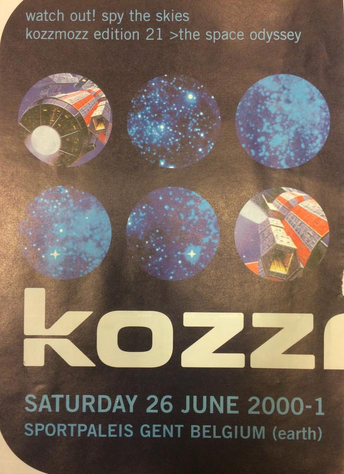Kozzmozz - Sat 26-06-99, Kuipke Ghent