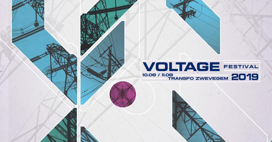 Kozzmozz @ Voltage 2019 - Sat 10-08-19, Transfo Zwevegem