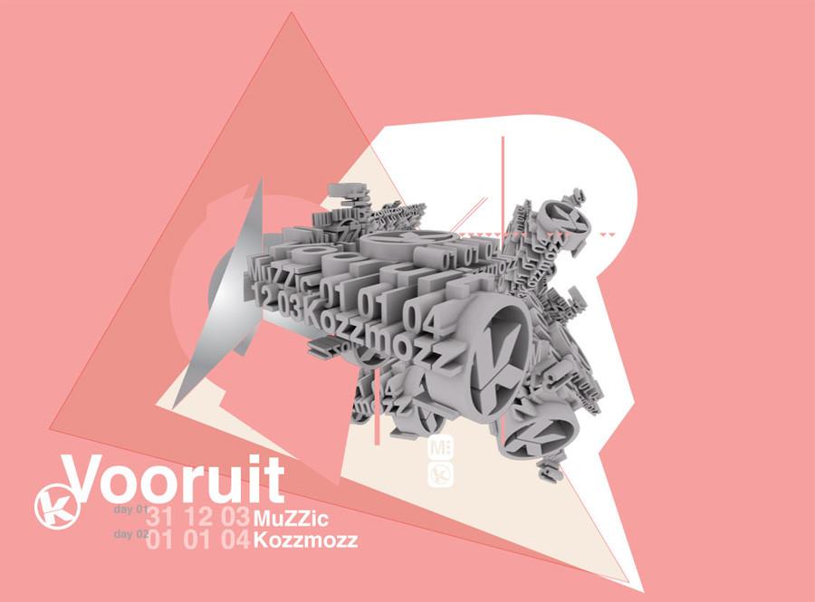 Kozzmozz - Thu 01-01-04, Kunstencentrum Vooruit