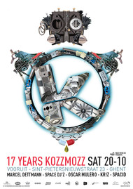 Affiche 17 Years Kozzmozz