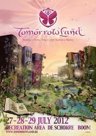 Affiche Kozzmozz @ Tomorrowland 2012