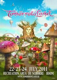 Affiche Kozzmozz @ Tomorrowland 2011