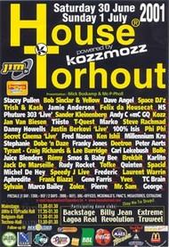 Affiche Kozzmozz @ House Torhout
