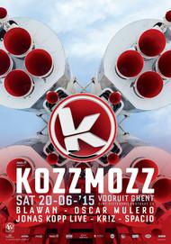 Affiche 20 Years Kozzmozz: TTC Activation