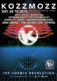 Affiche 20 Years Kozzmozz: The Cosmic Revolution