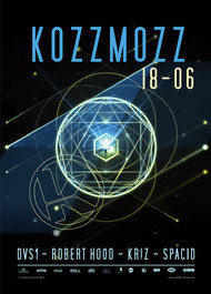 Affiche Kozzmozz: The Ongoing Portal