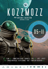 Affiche Kozzmozz: The Void