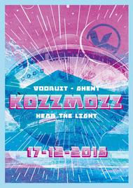 Affiche Kozzmozz: Hear The Light