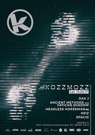 Affiche Kozmozz: The Expanse