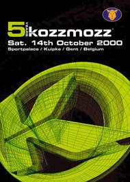 Affiche 5 Years Kozzmozz